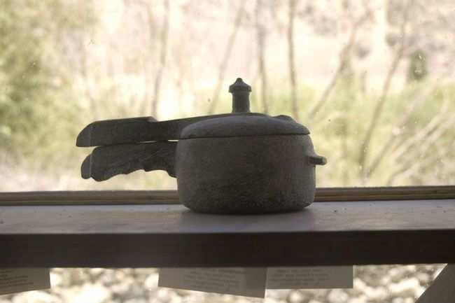 Stone utensils