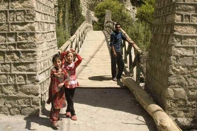 Turtuk Bridge