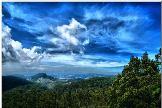 Dodabetta Peak
