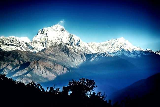 The Annapurna region