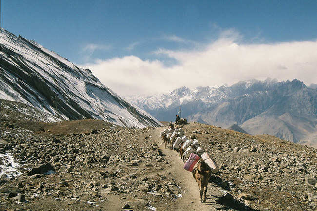 A mountain-lover's Nepal