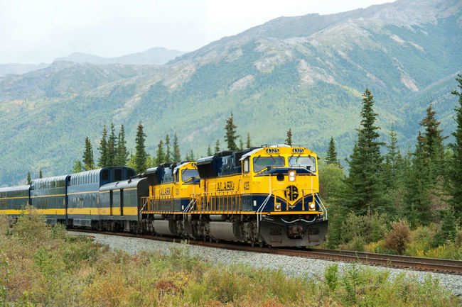 Spectacular train journeys across the world