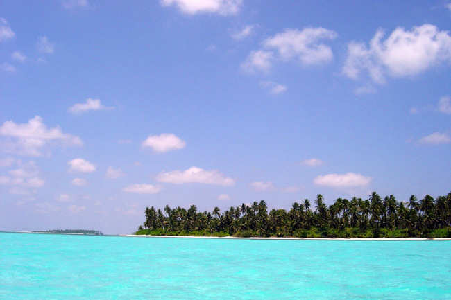 Bangaram Island Beach, Lakshwadeep