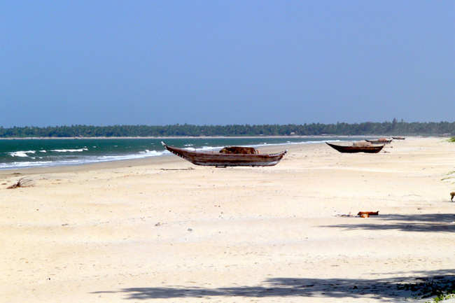Tarkarli Beach, Malvan