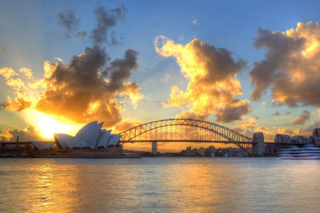A journey through Sydney