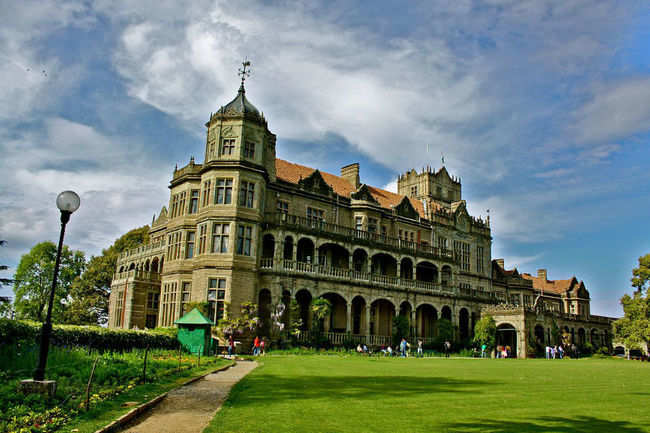 The Viceregal Lodge