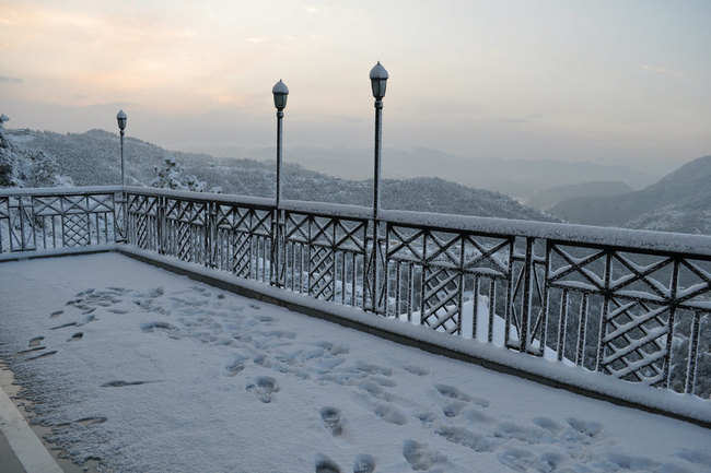 Winters in Shimla