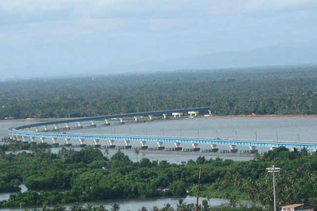 Vembanad Bridge, Kochi