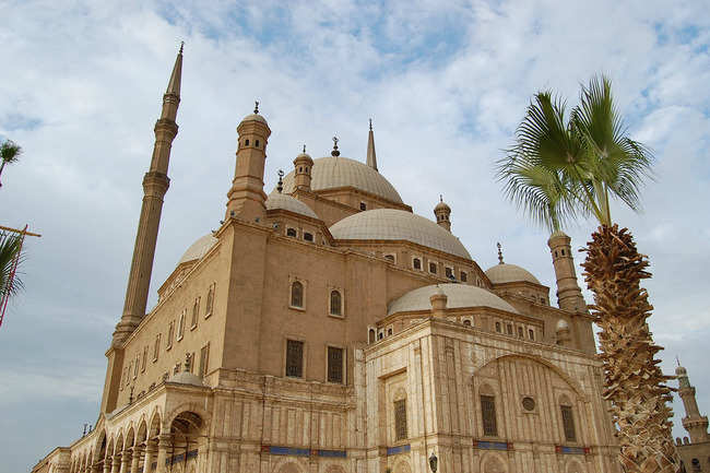Marvel at the many mosques