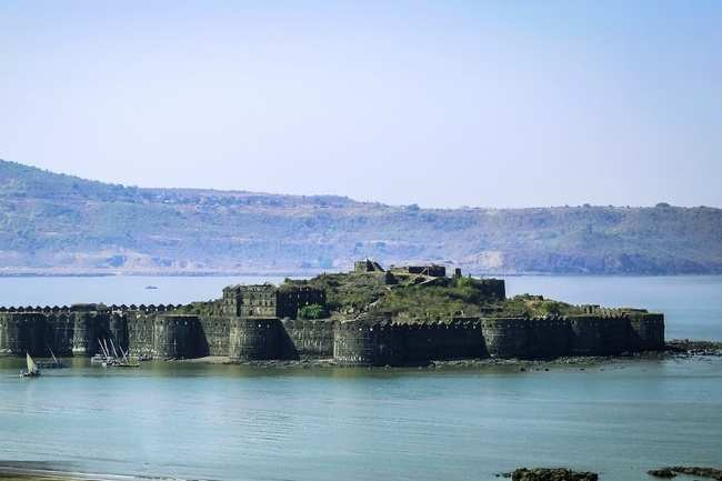 Image result for murud janjira fort