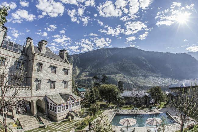 The Himalayan, Himachal Pradesh