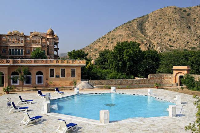 Patan Mahal, Rajasthan