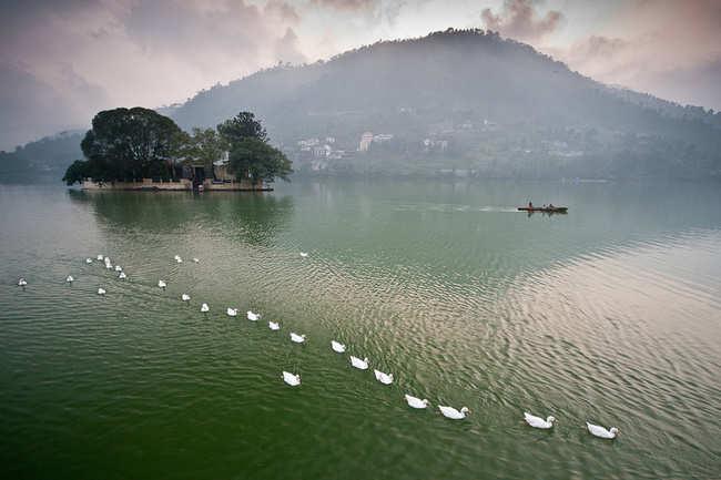 Bhimtal in Uttarakhand