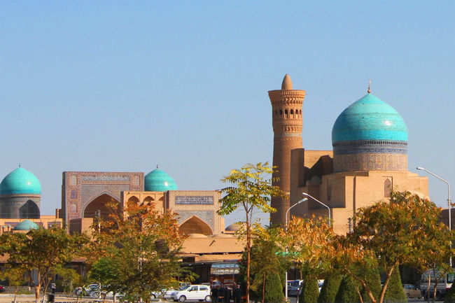 The magical city of Bukhara