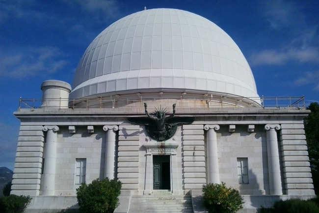 Stargaze at the Nice Observatory