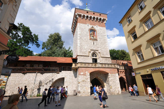 St. Florian gate