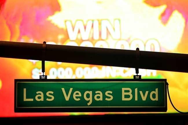 The Vegas Strip