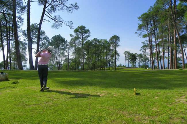 Golf in Ranikhet