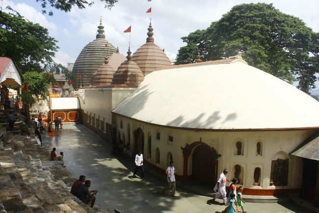 Find spiritual solace in Kamakhya Temple