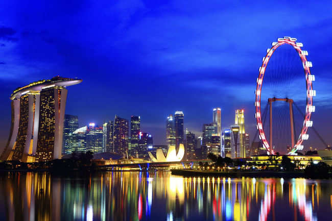 A journey through Singapore