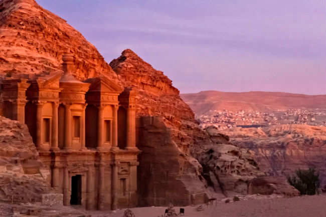 The enchanting land of Jordan