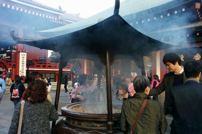 Sensō-ji (sensoji temple)