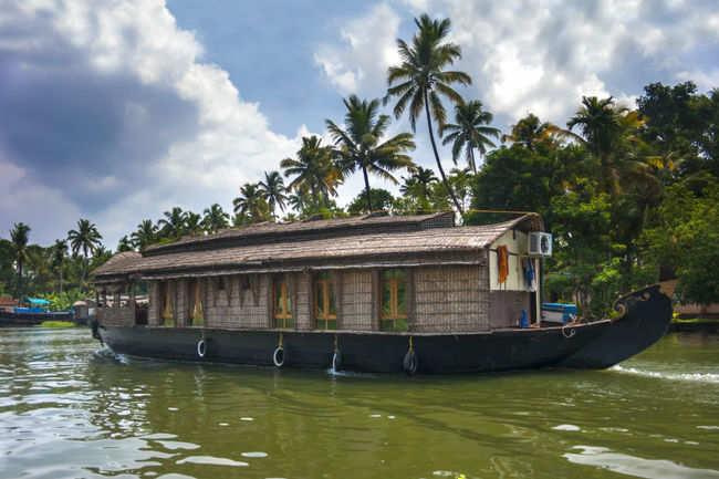 Sail the backwaters of Kollam