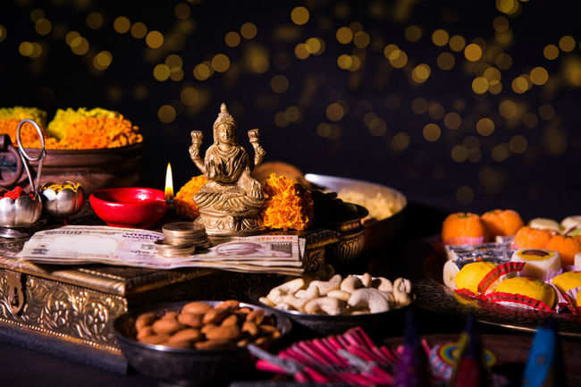 ​ Diwali gifts and sweets