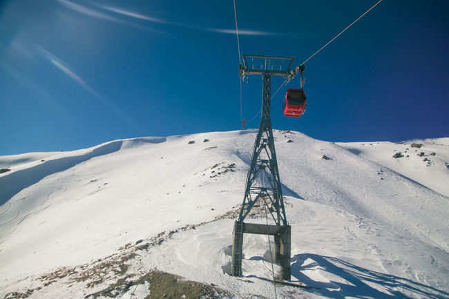 Gulmarg gondola, the coolest cable car ride ever!