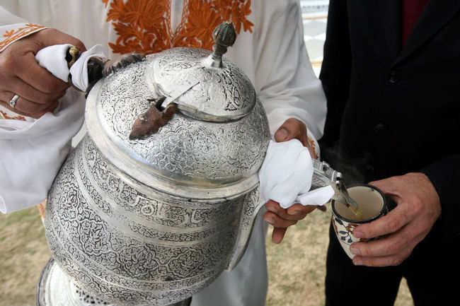Go for warm bites when it snows in Kashmir