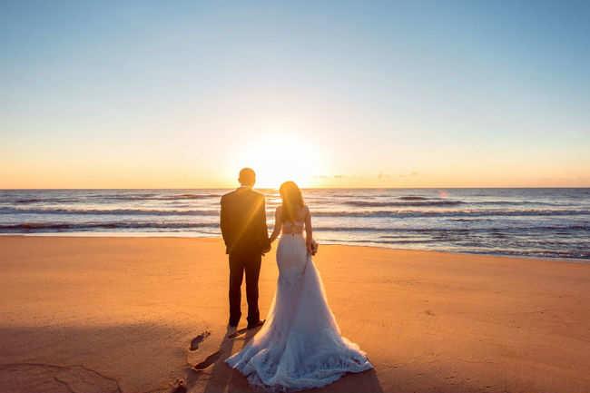 A Solitary Wedding in Goa