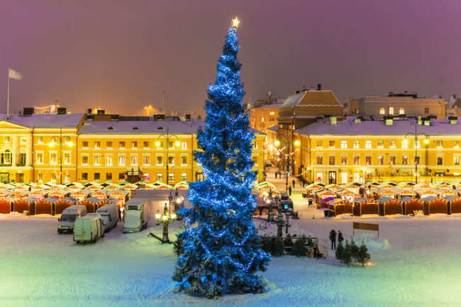 Christmas in Finland: exploring Santa's home!