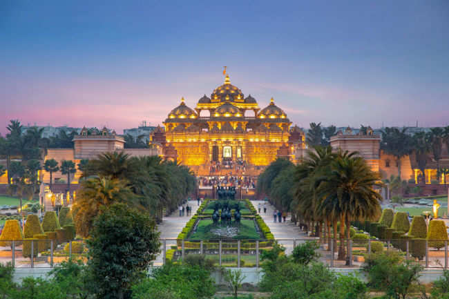 Akshardham Temple Complex, Delhi