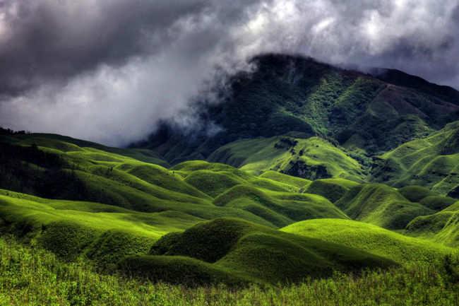 Dzukou Valley, Nagaland-Manipur