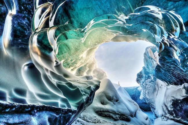 Vatnajkull Ice Cave, Norway