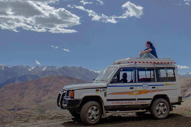 Kinnaur - Spiti road trip moments