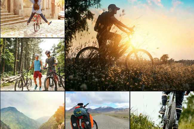 The best cycling routes in India