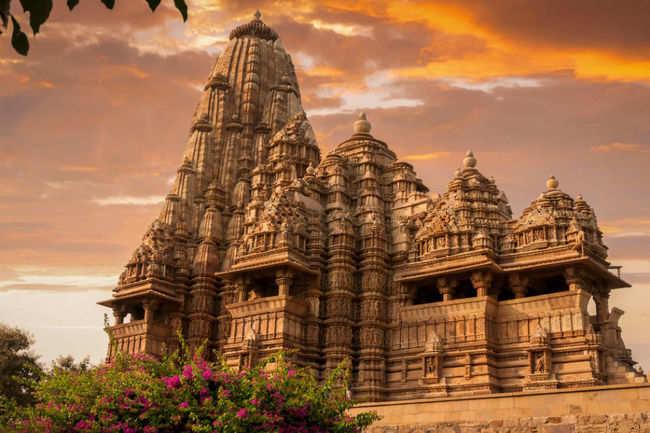 Khajuraho Group of Monuments, Khajuraho