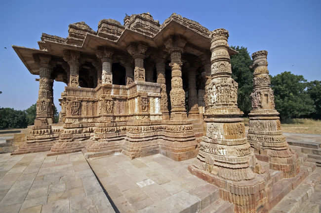 Modhera Sun Temple, Modhera