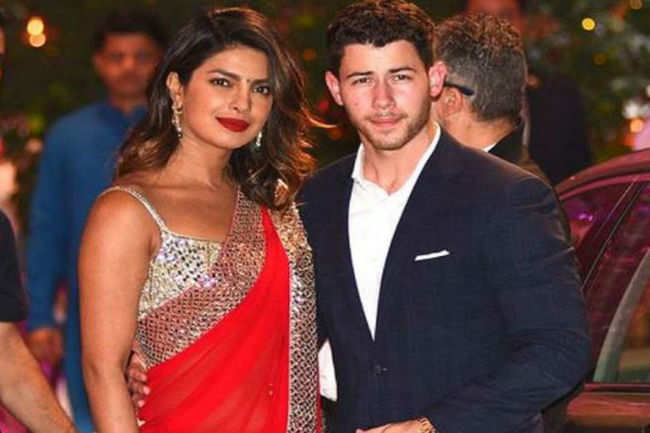 Priyanka and Nick's exotic wedding venue