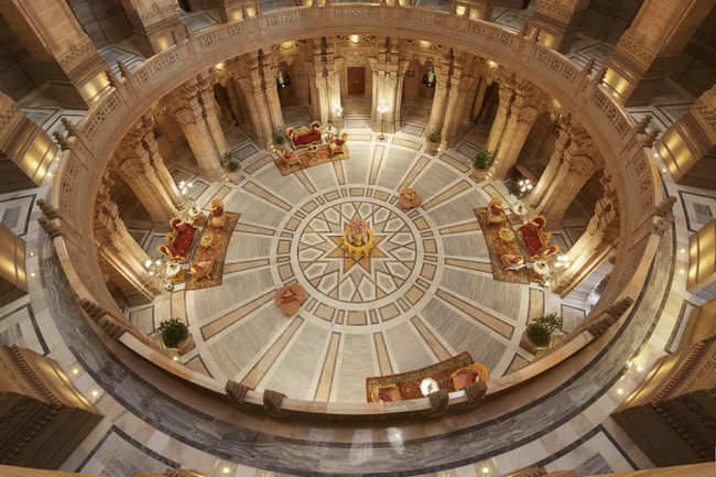The golden history of Umaid Bhawan Palace