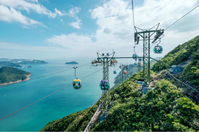 Cable-car ride