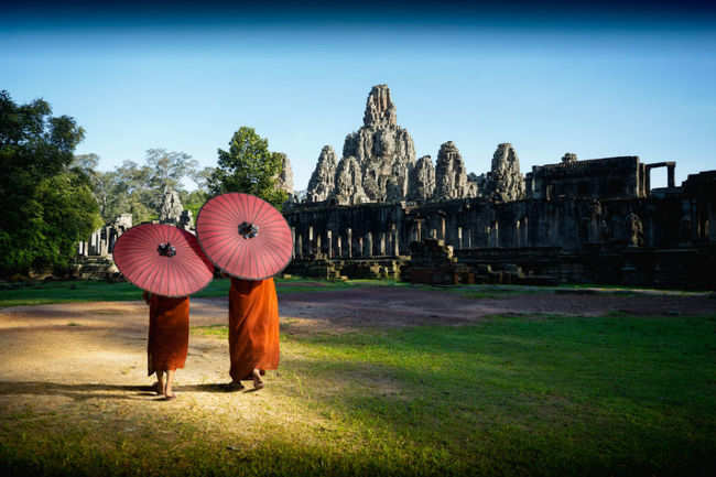 South East Asia experiences