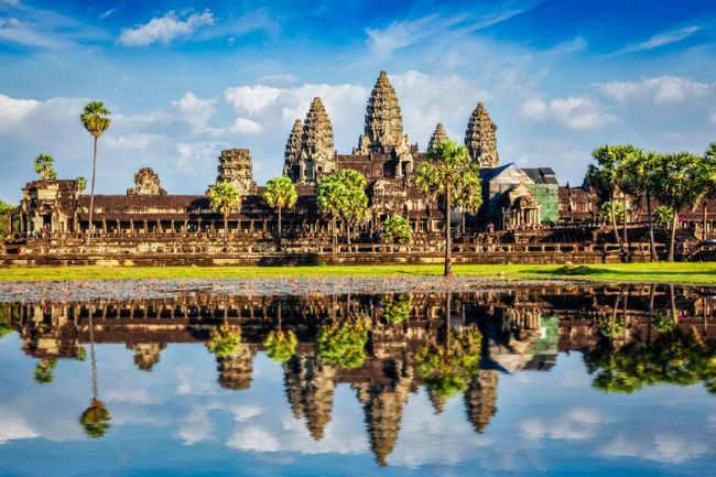 Tour through Siem Reap Cambodia