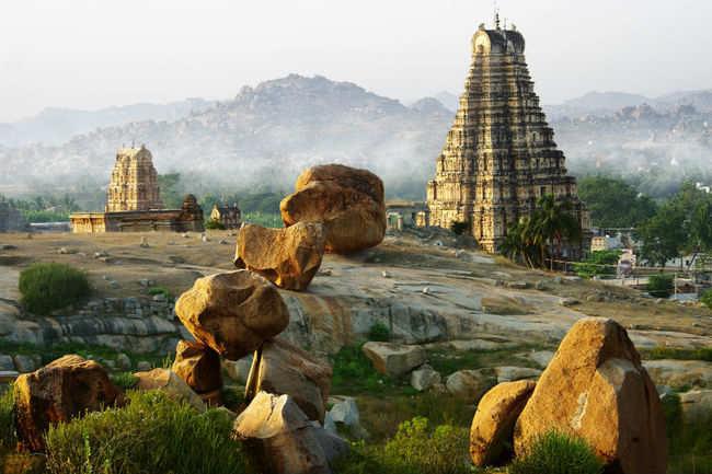 A geological and spiritual wonder–Hampi