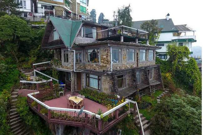 The English Cottage, Darjeeling