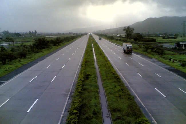 Mumbai-Pune road trip