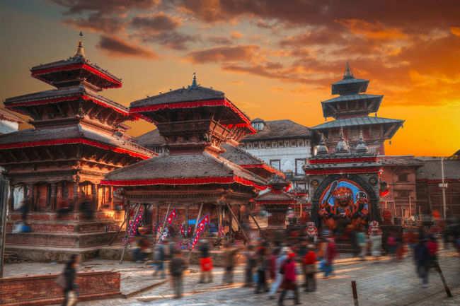 Day 1 - Kathmandu
