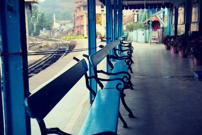 Story of the railway stations