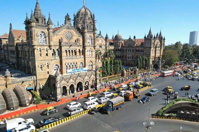 Chhatrapati Shivaji Terminus, Maharashtra